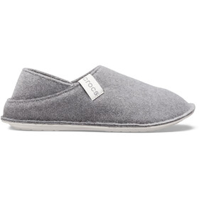Crocs Classic Convertible Chaussons, charcoal/pearl white